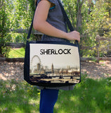 """Opening Theme London"" Laptop Bag - Consulting Fangeeks - 1"