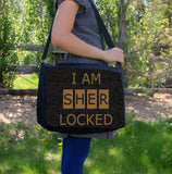 """I Am SHERlocked"" Laptop Bag - Consulting Fangeeks - 1"