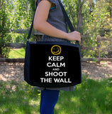"""Keep Calm"" Laptop Bag - Consulting Fangeeks - 1"