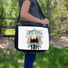 """Gallifrey Falls"" Laptop Bag - Consulting Fangeeks - 1"