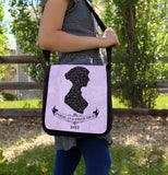 Austen Silhouette Messenger Bag - Consulting Fangeeks - 3