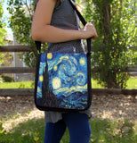 Starry Night Messenger Bag - Consulting Fangeeks - 3