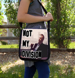 Not My Division Messenger Bag - Consulting Fangeeks - 3