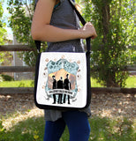 Gallifrey Falls Messenger Bag - Consulting Fangeeks - 3