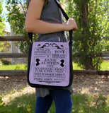 Austen Books Messenger Bag - Consulting Fangeeks - 3