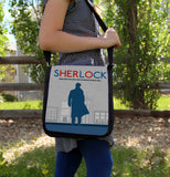 Heroes Don't Exist Messenger Bag - Consulting Fangeeks - 2