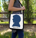 Sherlock Quotes Messenger Bag - Consulting Fangeeks - 2