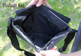 Austen Silhouette Messenger Bag - Consulting Fangeeks - 6