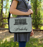 Rather Be at Pemberley Messenger Bag - Consulting Fangeeks - 2