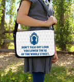Shut Up Anderson! Messenger Bag - Consulting Fangeeks - 2