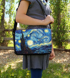 Starry Night Messenger Bag - Consulting Fangeeks - 2