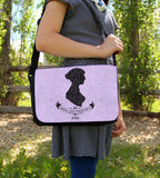 Austen Silhouette Messenger Bag - Consulting Fangeeks - 2