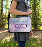 Some Infinitites Messenger Bag - Consulting Fangeeks - 2