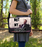 Not My Division Messenger Bag - Consulting Fangeeks - 2