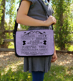 Austen Books Messenger Bag - Consulting Fangeeks - 2
