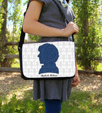 Sherlock Quotes Messenger Bag - Consulting Fangeeks - 3