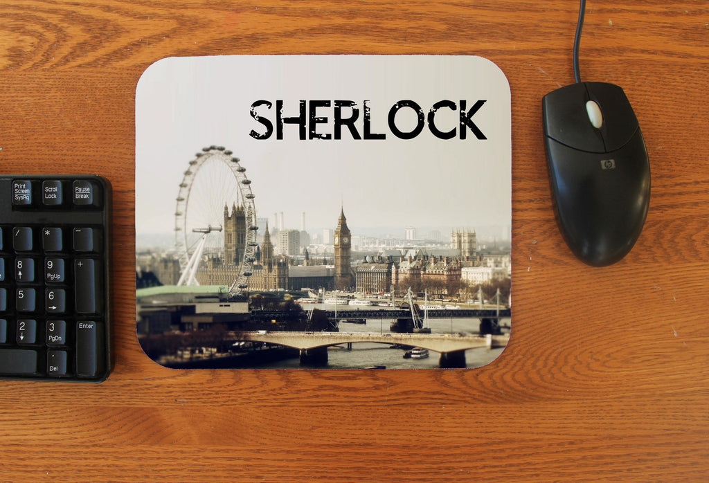 """Opening Theme London"" Mousepad"