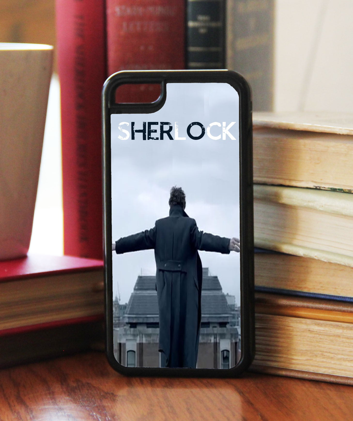 """Reichenbach Feels""  Phone/iPod Case - Consulting Fangeeks - 1"