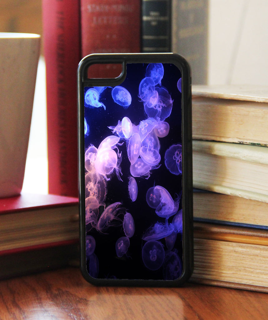 """Moon Jellyfish""  Phone/iPod Case"