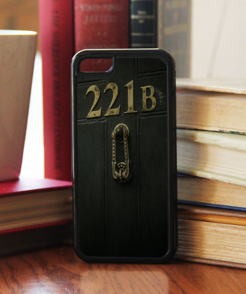 """221B"" Door Phone/iPod Case"