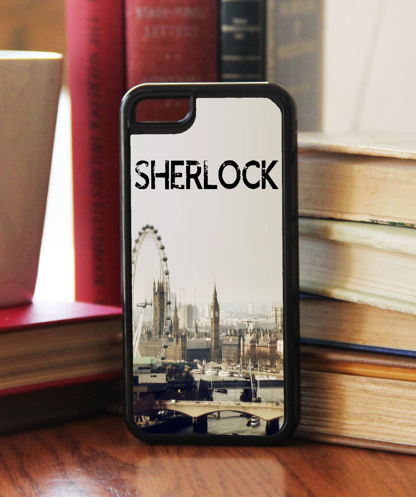 """Opening Theme London""  Phone/iPod Case - Consulting Fangeeks - 1"