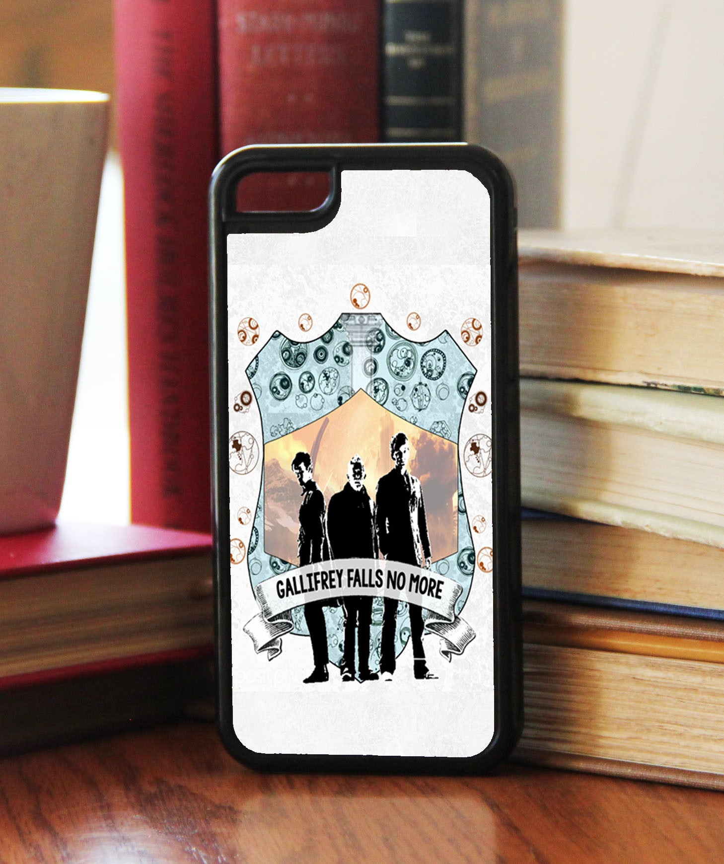 """Gallifrey Falls""   Phone/iPod Case - Consulting Fangeeks - 1"
