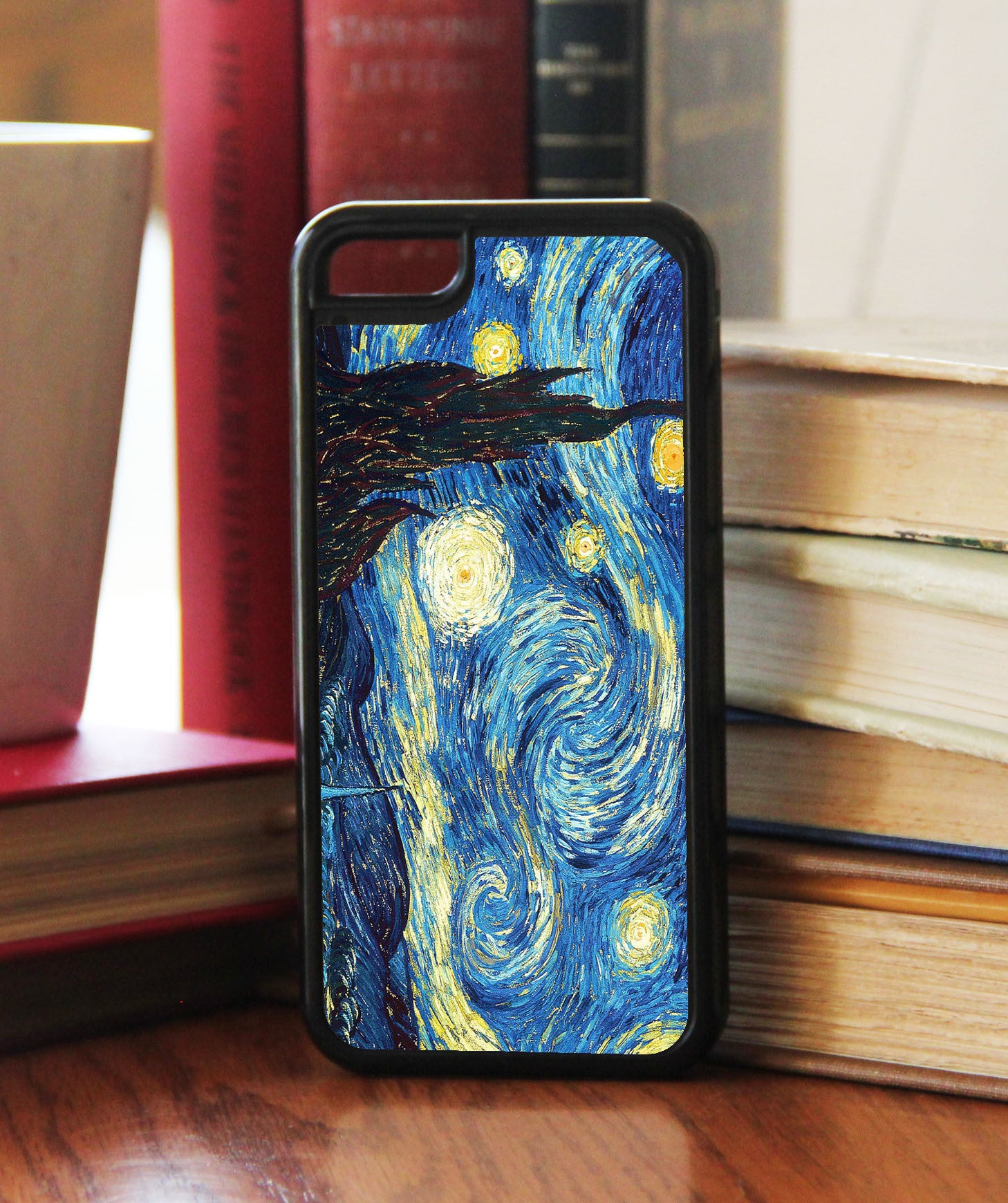 """Starry Night""  Phone/iPod Case - Consulting Fangeeks - 1"