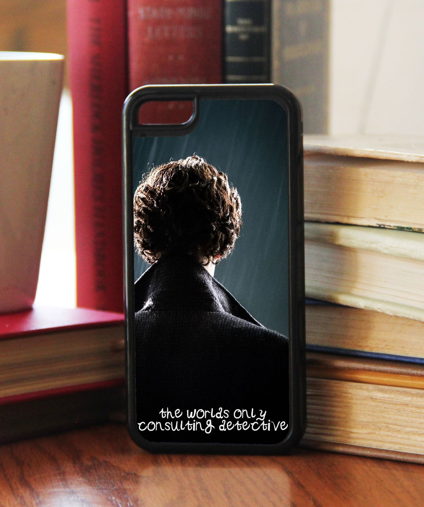 """Consulting Detective""  Phone/iPod Case - Consulting Fangeeks - 1"