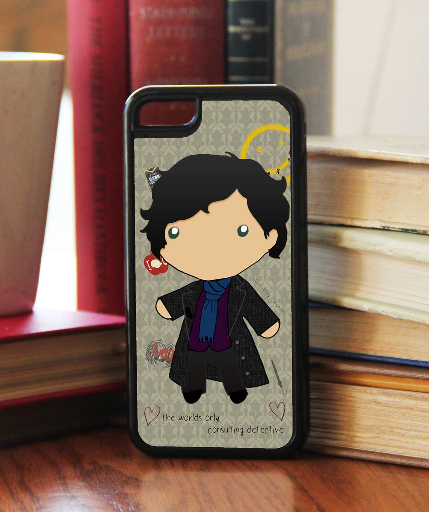 """Baby Sherlock""  Phone/iPod Case"
