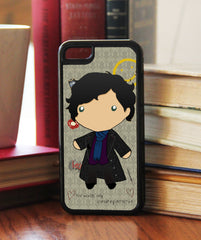 """Baby Sherlock""  Phone/iPod Case - Consulting Fangeeks - 1"