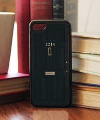 """221b Door""  Phone/iPod Case - Consulting Fangeeks - 1"