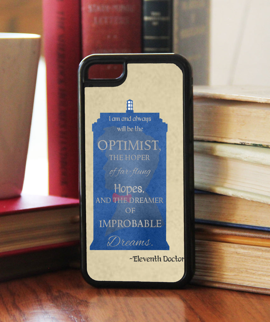 """Dreamer of Improbable Dreams""  Phone/iPod Case"