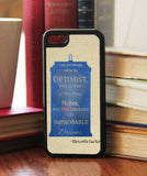 """Dreamer of Improbable Dreams""  Phone/iPod Case - Consulting Fangeeks - 1"