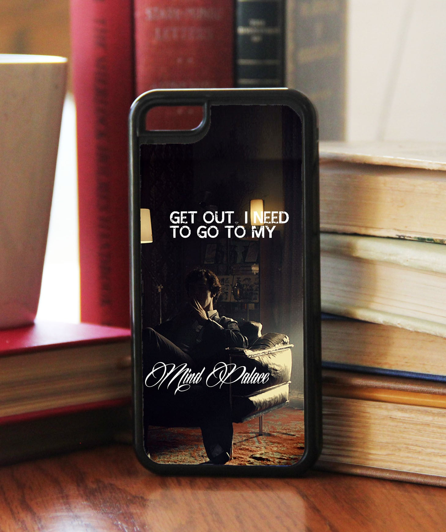 """Mind Palace""  Phone/iPod Case - Consulting Fangeeks - 1"