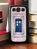 """Grunge Police Box""   Phone/iPod Case - Consulting Fangeeks - 2"