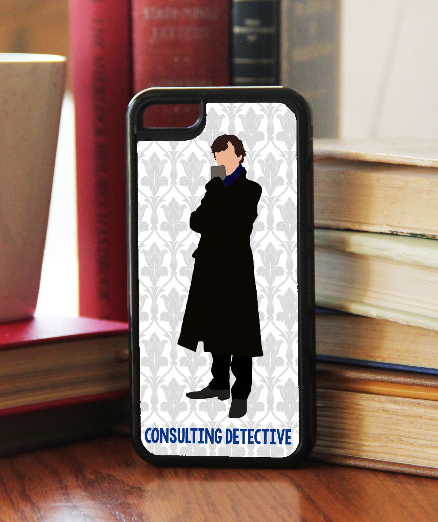 """The Detective""  Phone/iPod Case - Consulting Fangeeks - 1"