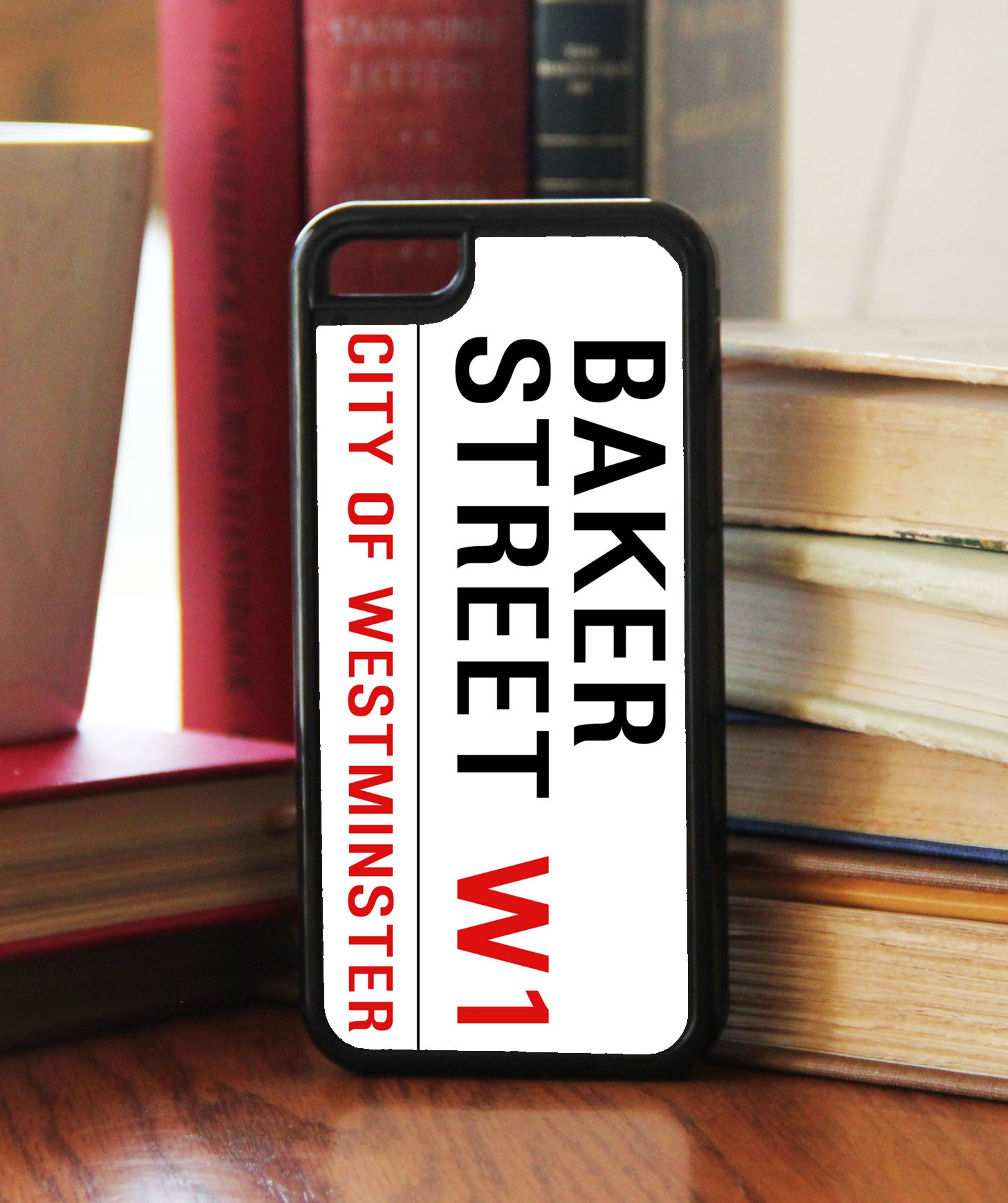 """Baker Street""  Phone/iPod Case - Consulting Fangeeks - 1"