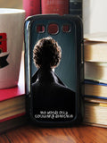"""Consulting Detective""  Phone/iPod Case - Consulting Fangeeks - 2"