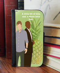 """A Whole Lotta That""  2in1 Phone Wallet - Consulting Fangeeks - 1"