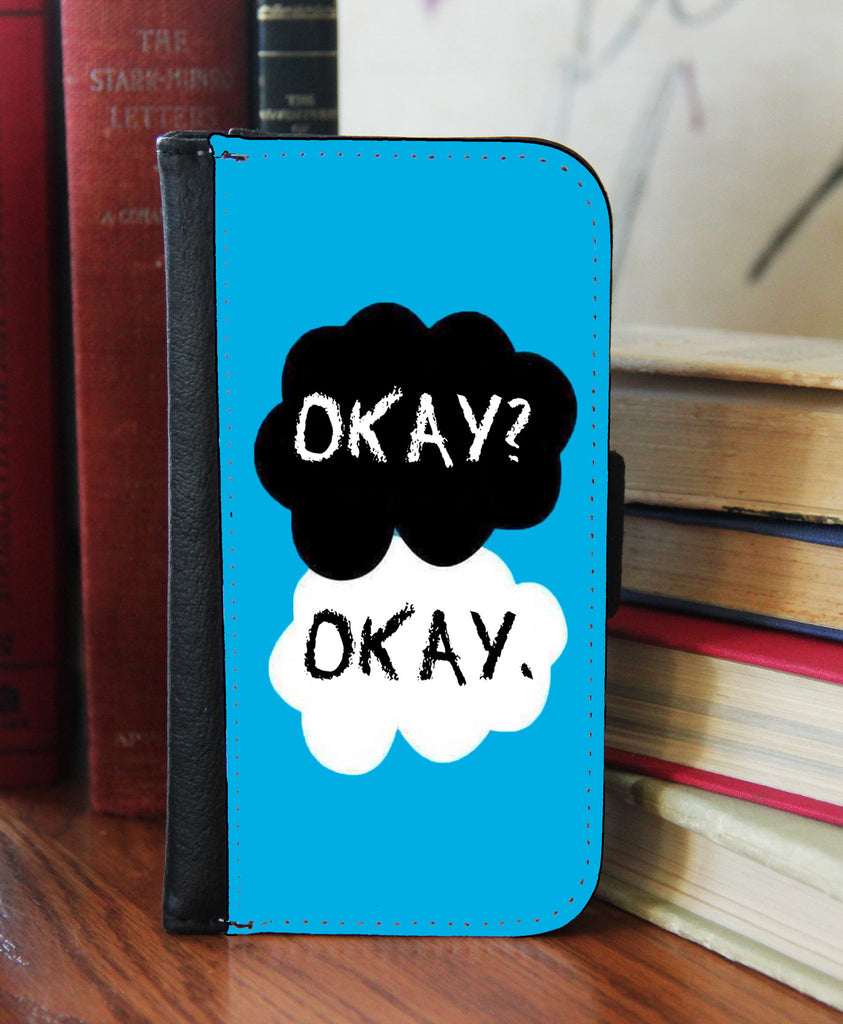 """Okay? Okay""  2in1 Phone Wallet"