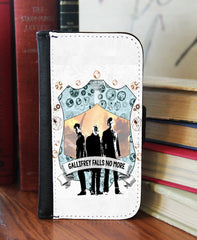 """Gallifrey Falls""  2in1 Phone Wallet - Consulting Fangeeks - 1"
