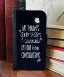"""My Thoughts""  2in1 Phone Wallet - Consulting Fangeeks - 1"