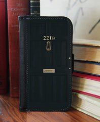 """221B"" Full Door 2in1 Phone Wallet - Consulting Fangeeks - 1"