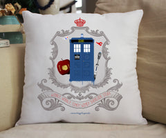 """Wholocked"" 14x14 Pillow - Consulting Fangeeks"