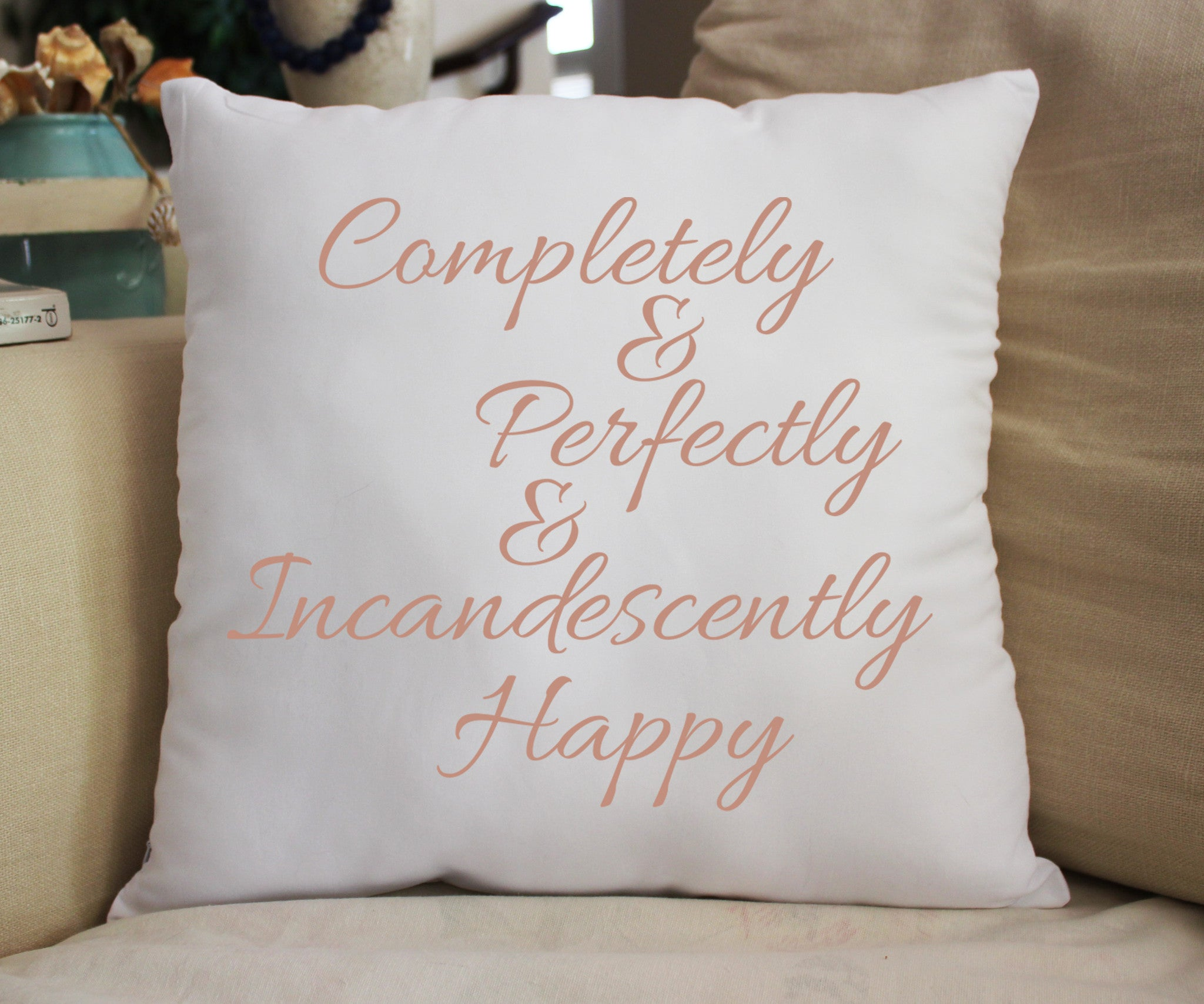 "Austen Quote Fanpillow 14"" - Consulting Fangeeks"