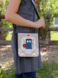 Wholocked Messenger Bag - Consulting Fangeeks - 1