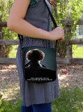 """Consulting Detective""  Sm. Messenger Bag - Consulting Fangeeks - 1"