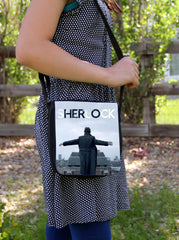 """Reichenbach Feels""  Sm. Messenger Bag - Consulting Fangeeks - 1"