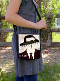 Moriarty Was Real Messenger Bag - Consulting Fangeeks - 1