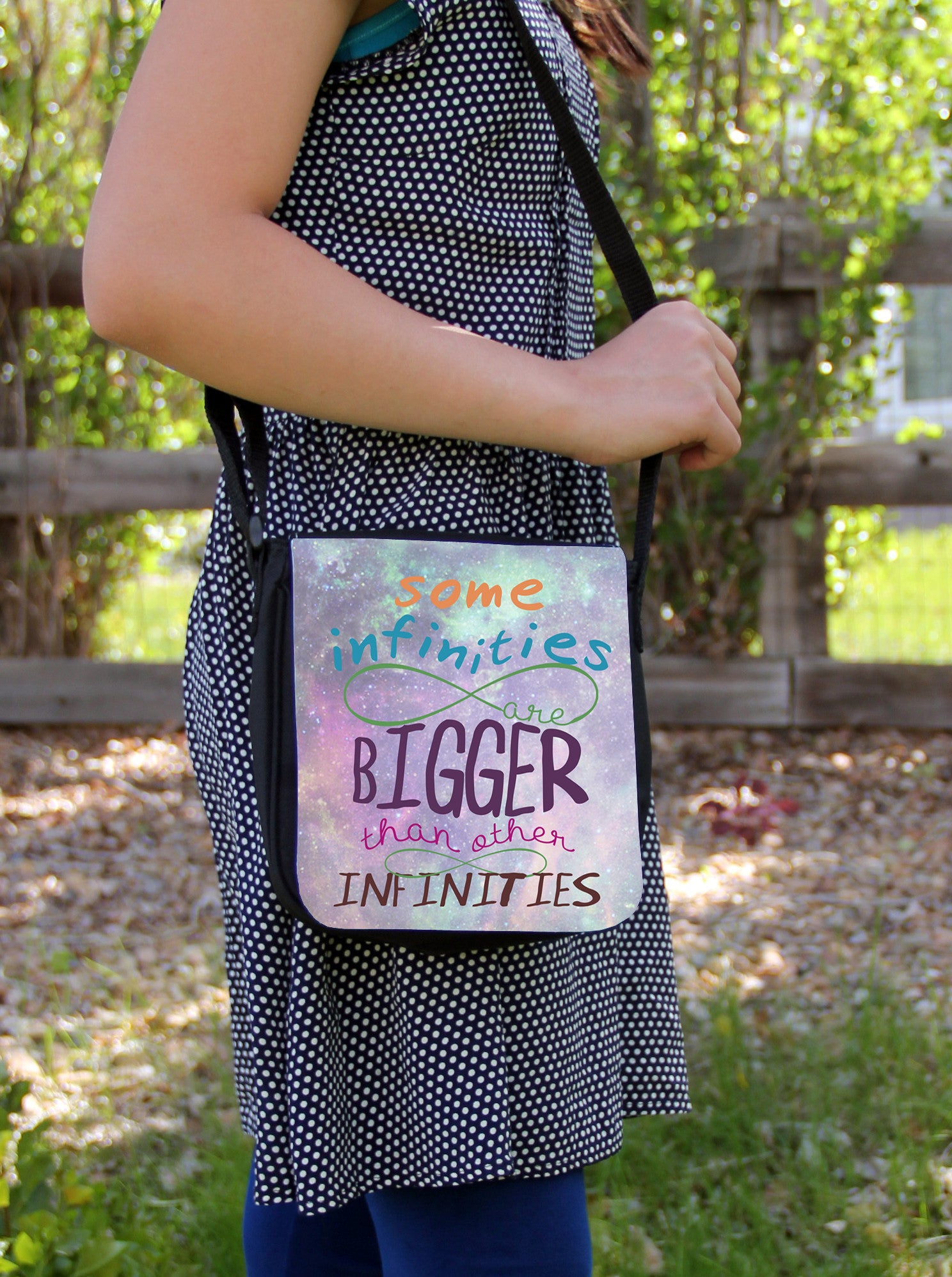 Some Infinitites Messenger Bag - Consulting Fangeeks - 1